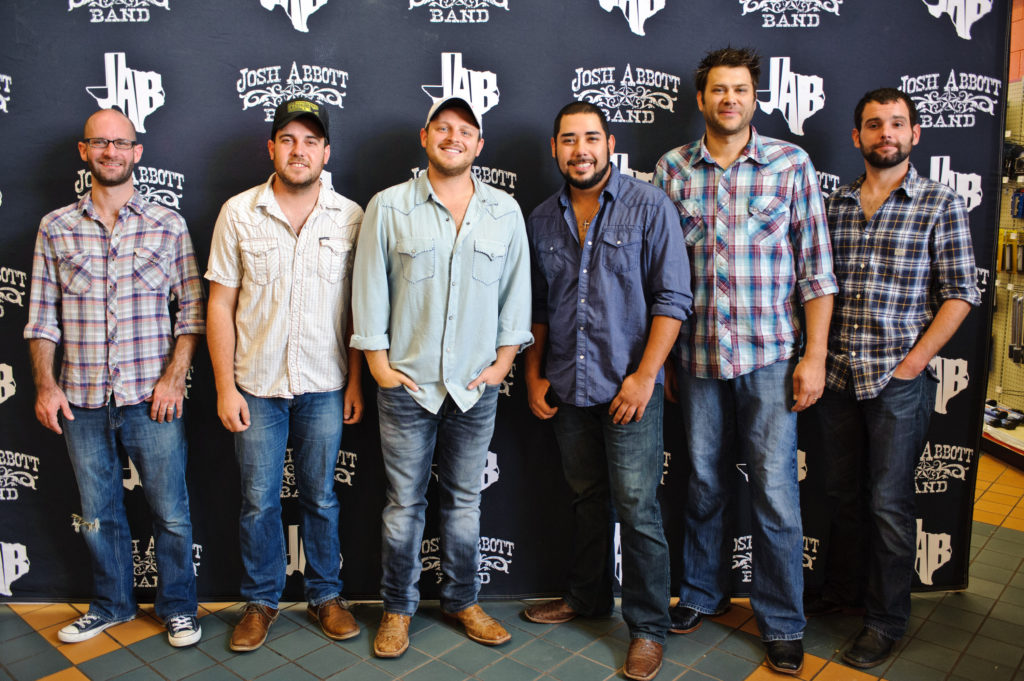 "Josh Abbott Band Performs a Live Concert for SiriusXM Subscribers At ""The World's Largest Truckstop"""